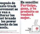 Pauta publicitaria 2004