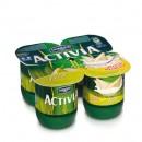 Yogures: Nuevo envase redondo Danone
