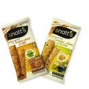 Snacks Saludables: Gama Funcional Snatt&#039;s