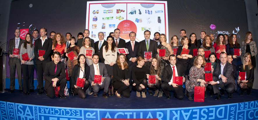 Celebrada con éxito la 13ª Entrega de Galardones de El Producto del Año