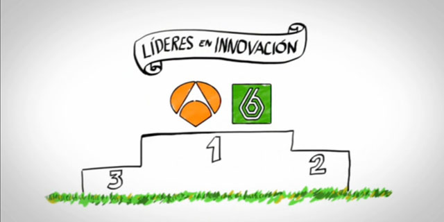 Antena 3 y La Sexta felicitan a los ganadores de El producto del año 2013 ¡Enhorabuena a todos!