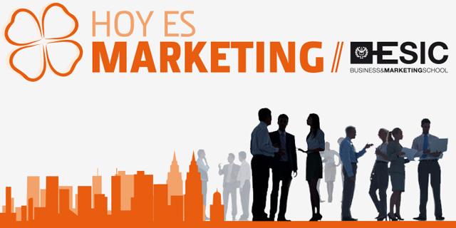 Regresan las jornadas Hoy es Marketing, ofrecidas por ESIC