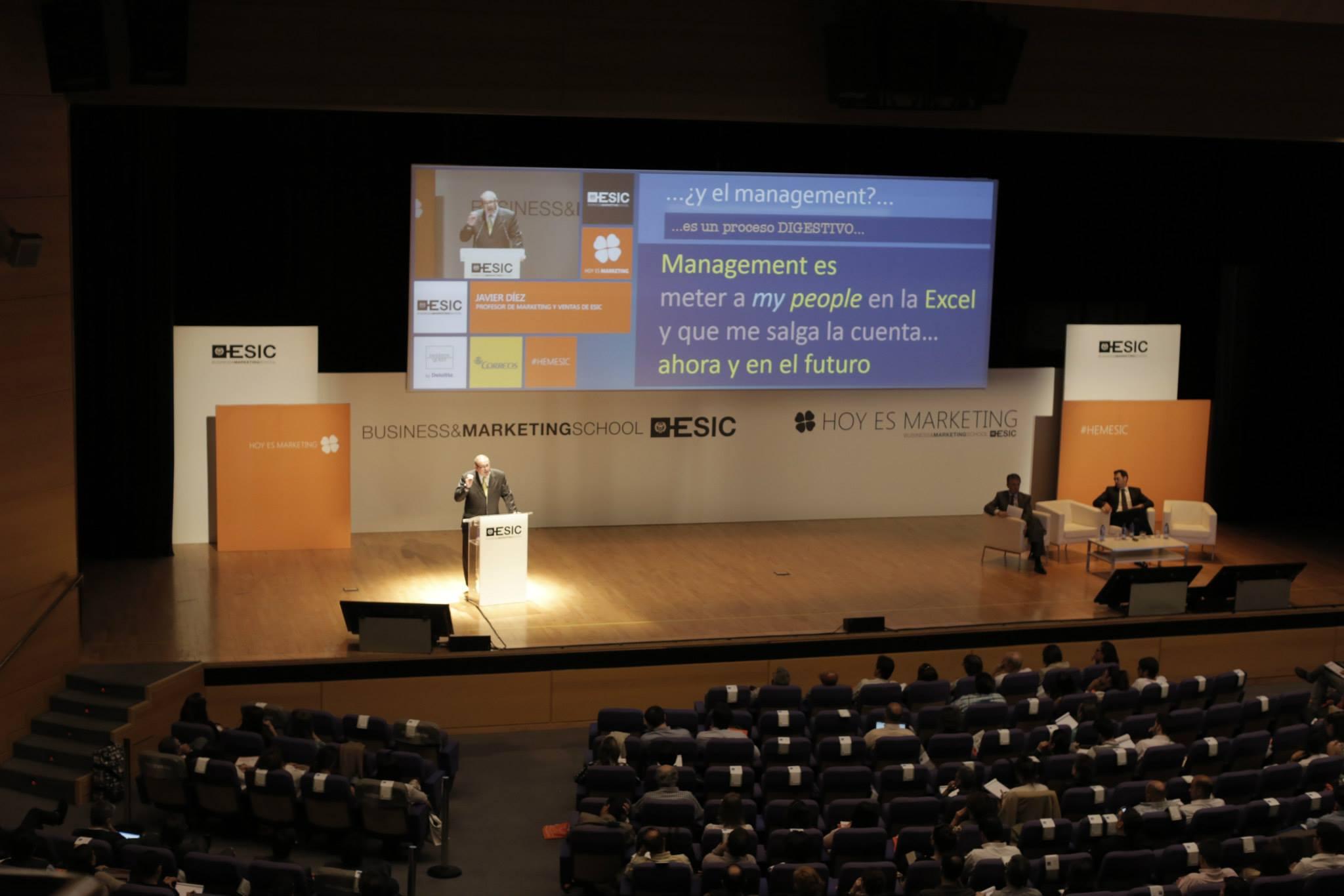 Hoy es Marketing cierra con éxito el encuentro en Valencia