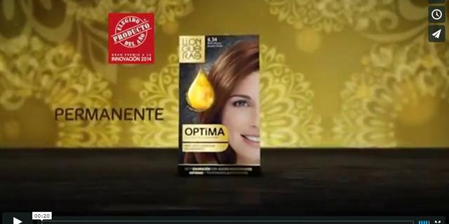 Enhorabuena a Llongueras Optima por su recién lanzada campaña en televisión