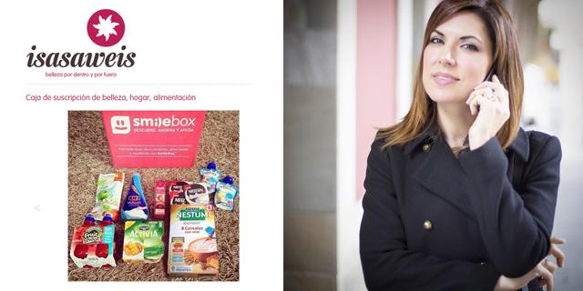 Isasaweis apuesta por la SmileBox Producto del Año 2016