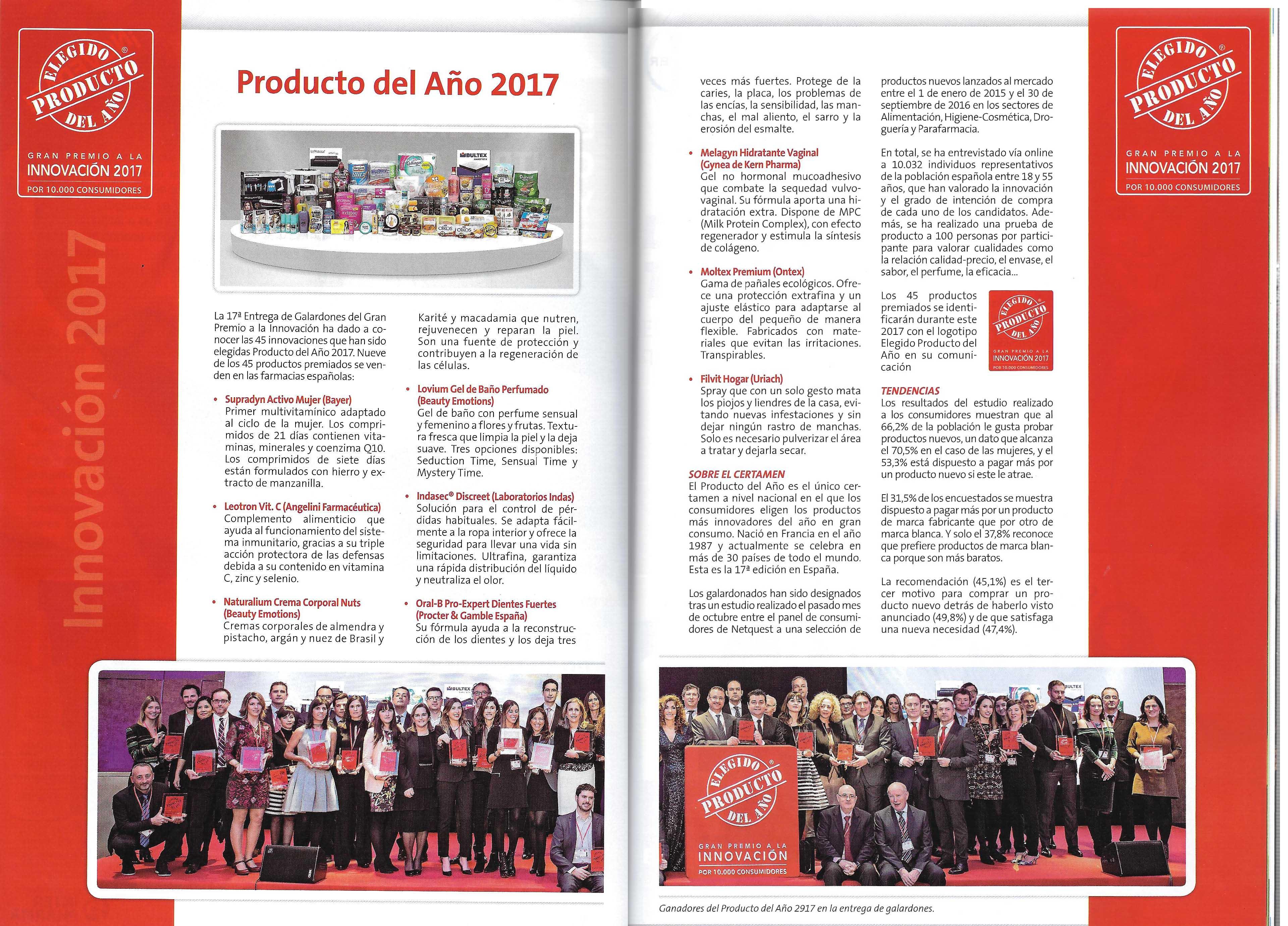 La incorporación de nuevos partners potencia los sectores de perfumería, farmacia y tecnología
