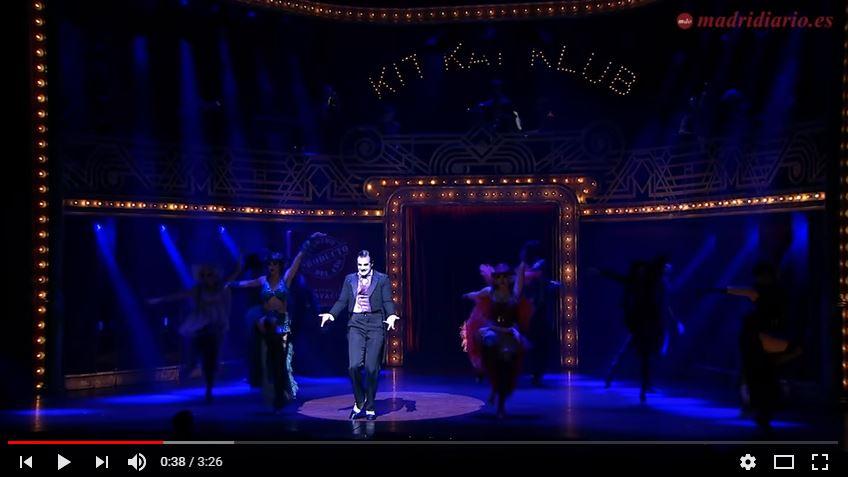 Madrid Diario ofrece un vídeo resumen con los mejores momentos de la gala