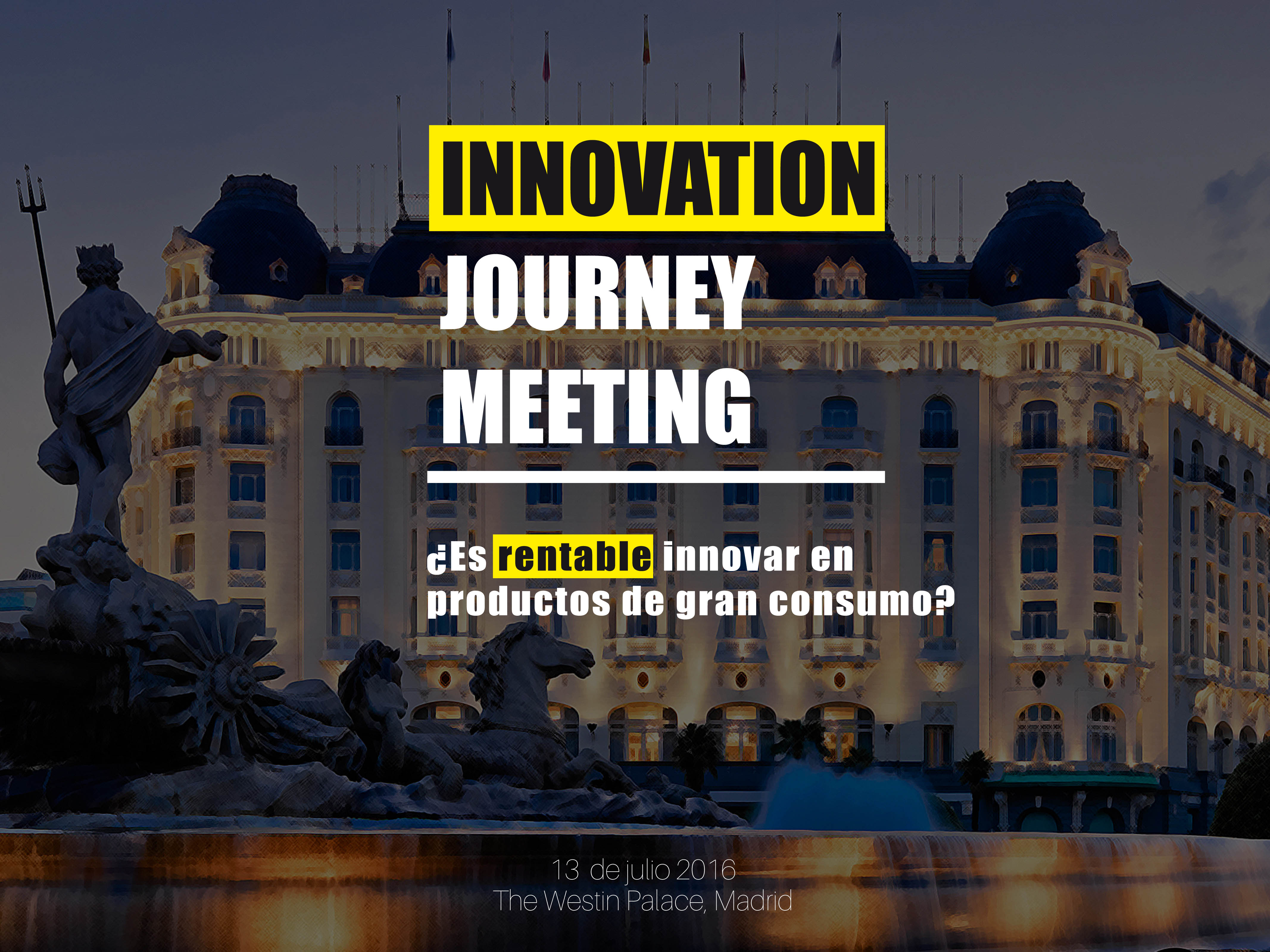 Descargue las presentaciones del Innovation Journey Meeting