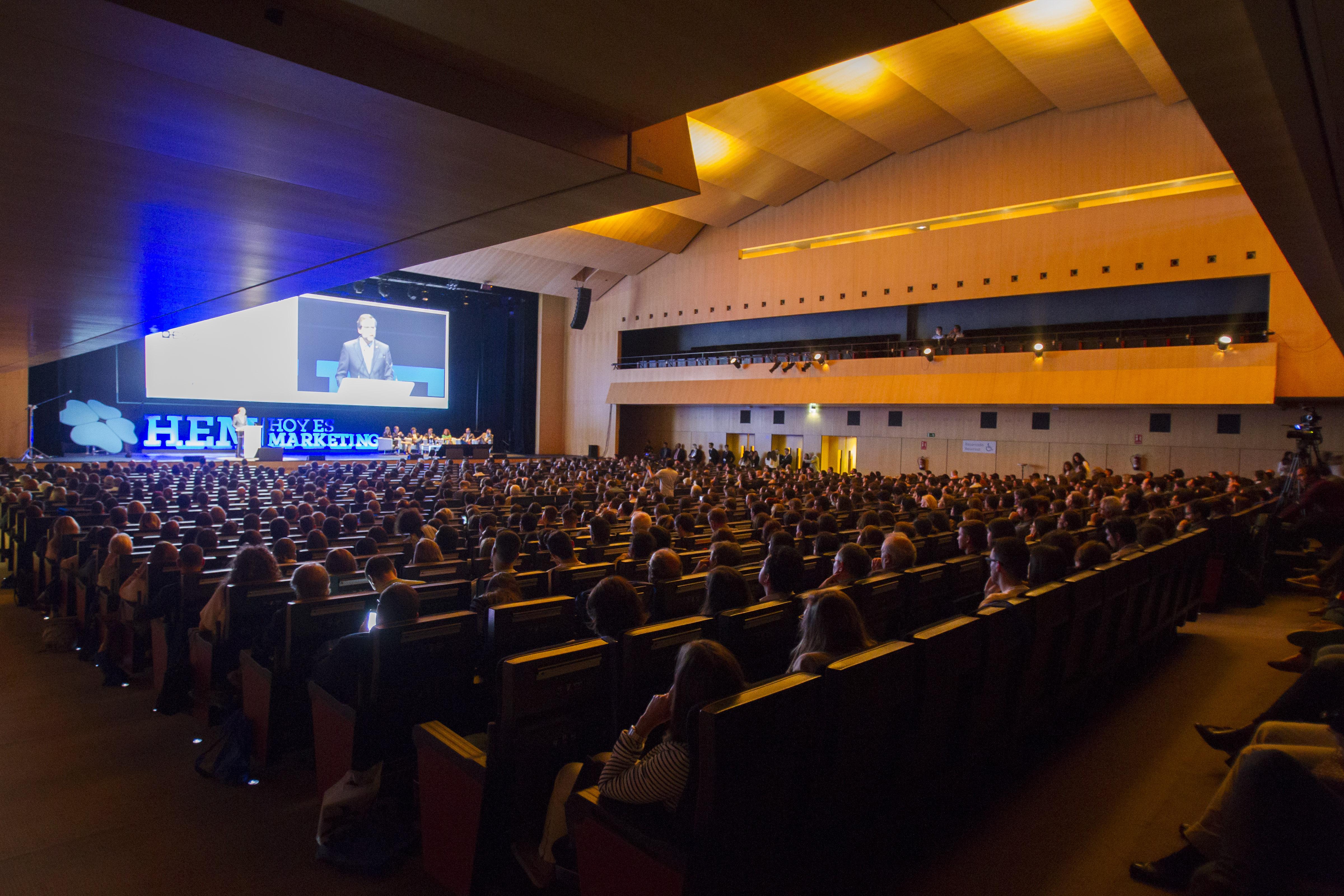 El Producto del Año da soporte a HOY ES MARKETING, el mayor evento de Marketing y Management de España